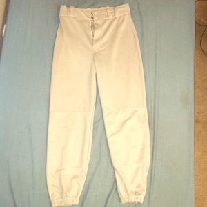 Other - Grey baseball pants